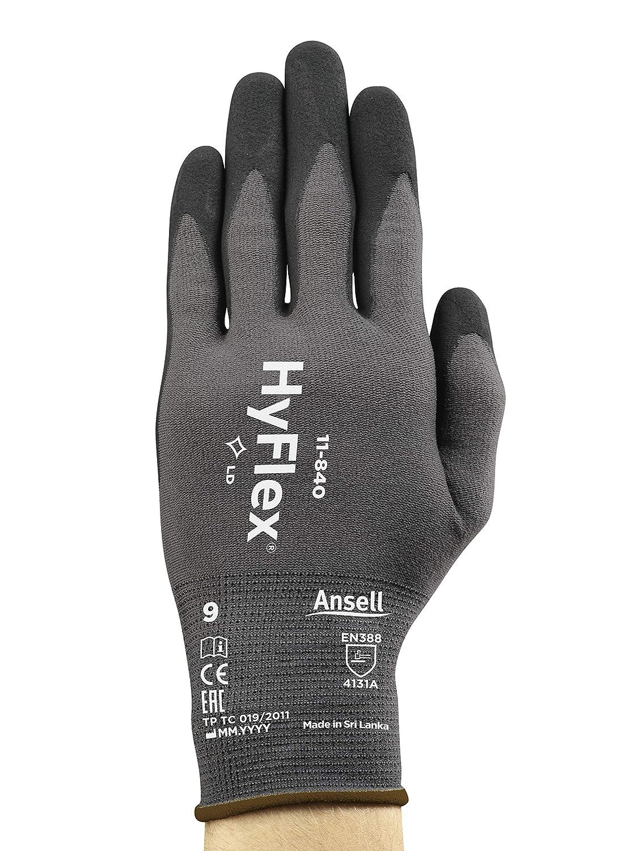Mehrzweckhandschuh HyFlex® 11-801 verschiedene Größen  Ansell