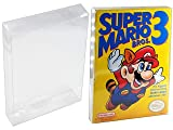 Nintendo NES Game Box Protector Case - 10 Pack by