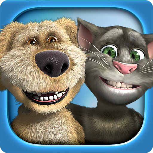 - Talking Tom & Ben News