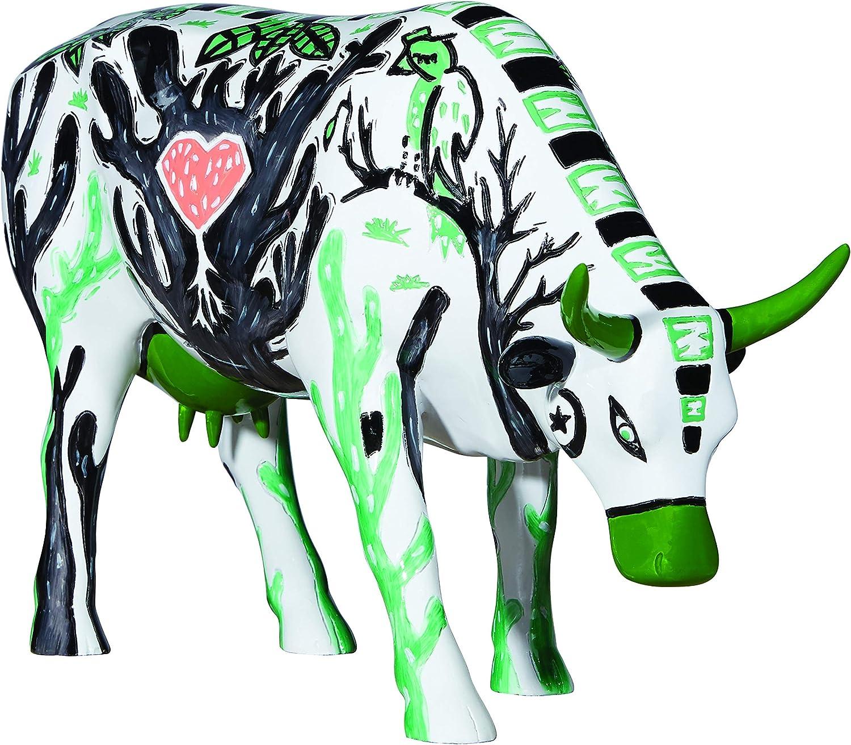 30cm MandaCowru Cow - 46785 Cowparade Vache R/ésine L