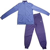 PUMA Chandal Fun Graphic ESS Poly Suit CLOSEED G Bleached Denim