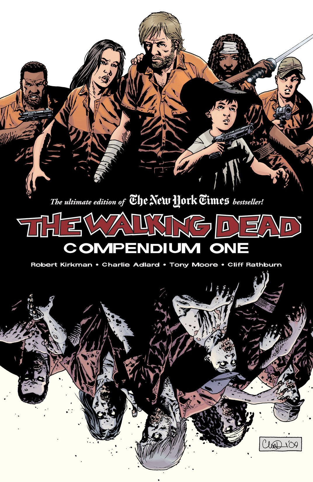 The Walking Dead Compendium Vol. 1  English Edition