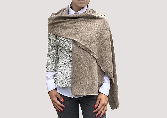 nuovo concetto 66718 6a3de Stola Cachemire Scialle Cashmire Sciarpa Cashmere Donna ...