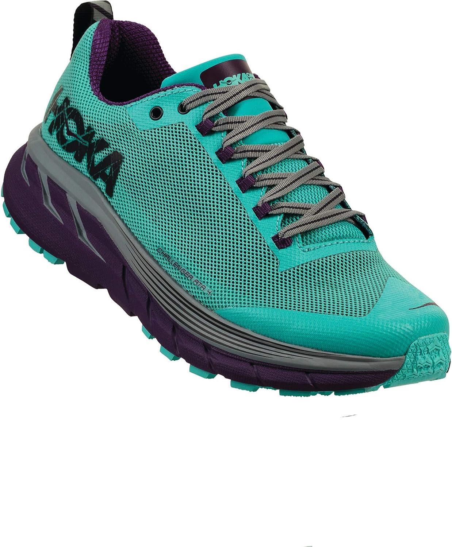 Hoka One - Zapatillas de Running para Mujer W Challenger ATR 4 Pool Blue Grape Royale 1018295, Color Azul, Color Multicolor, Talla 43 1/3 EU: Amazon.es: Zapatos y complementos