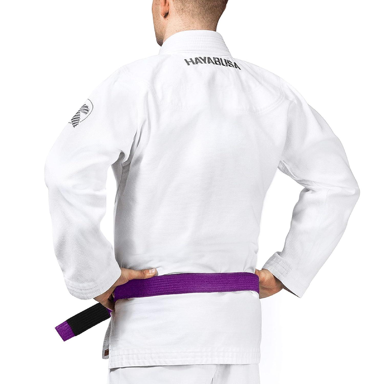 Conforme a Ibjjf Jiu Jitsu GI Hayabusa PRO Leggero GI