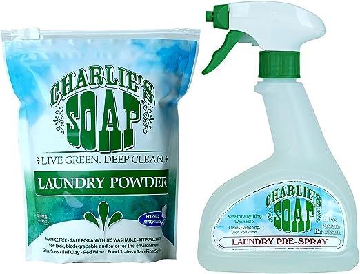 Charlie de jabón – Detergente en Polvo: Amazon.es: Hogar