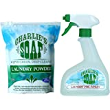 Charlie's Soap - Laundry Powder & Laundry Pre-Spray, 16.9 Ounce