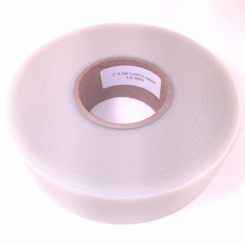 "2/"" wide x .030/"" x 20/' long Press Brake Urethane Die Film"
