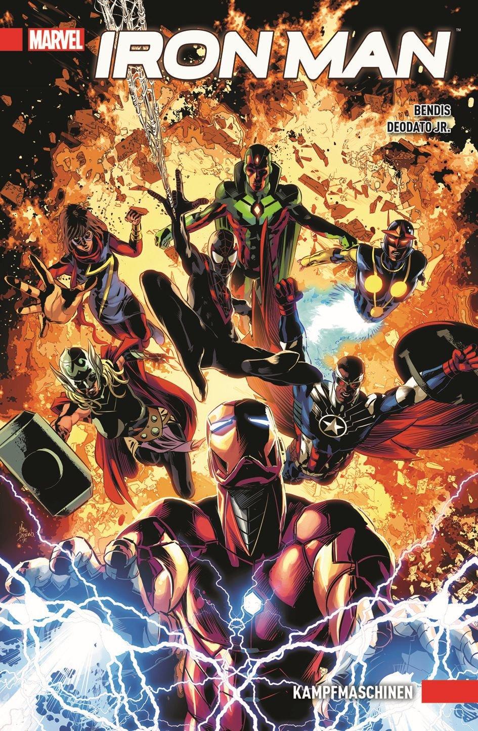 Iron Man: Bd. 2: Kampfmaschinen