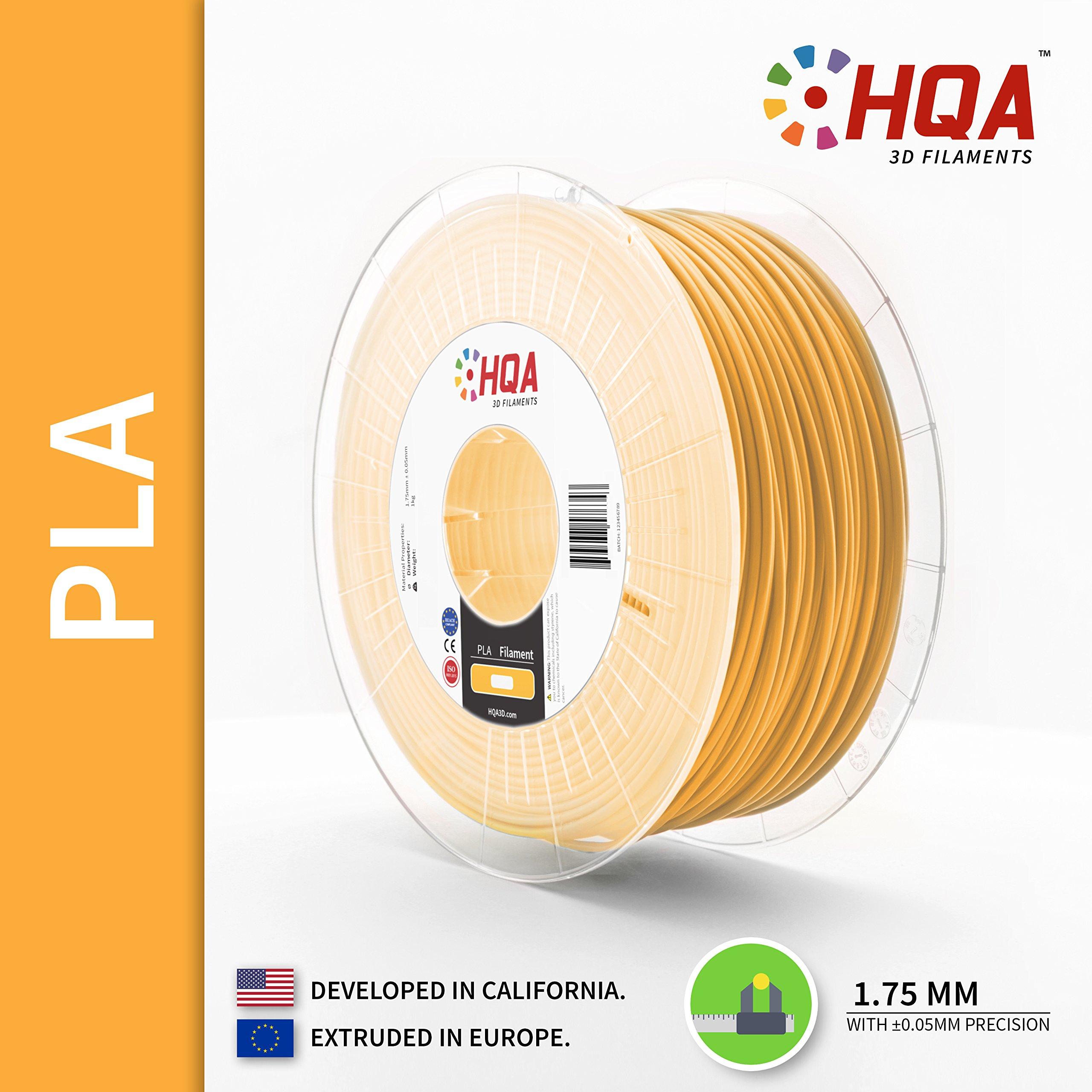 Pink 1.75MM 100/% USA NatureWorks 4043D 1KG Spool, HQA PLA+ 3D Printer Filament