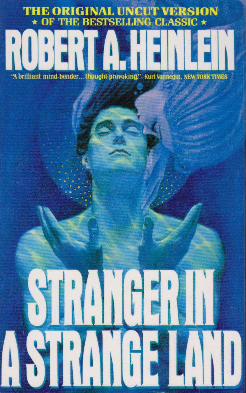 Image result for stranger in a strange land""