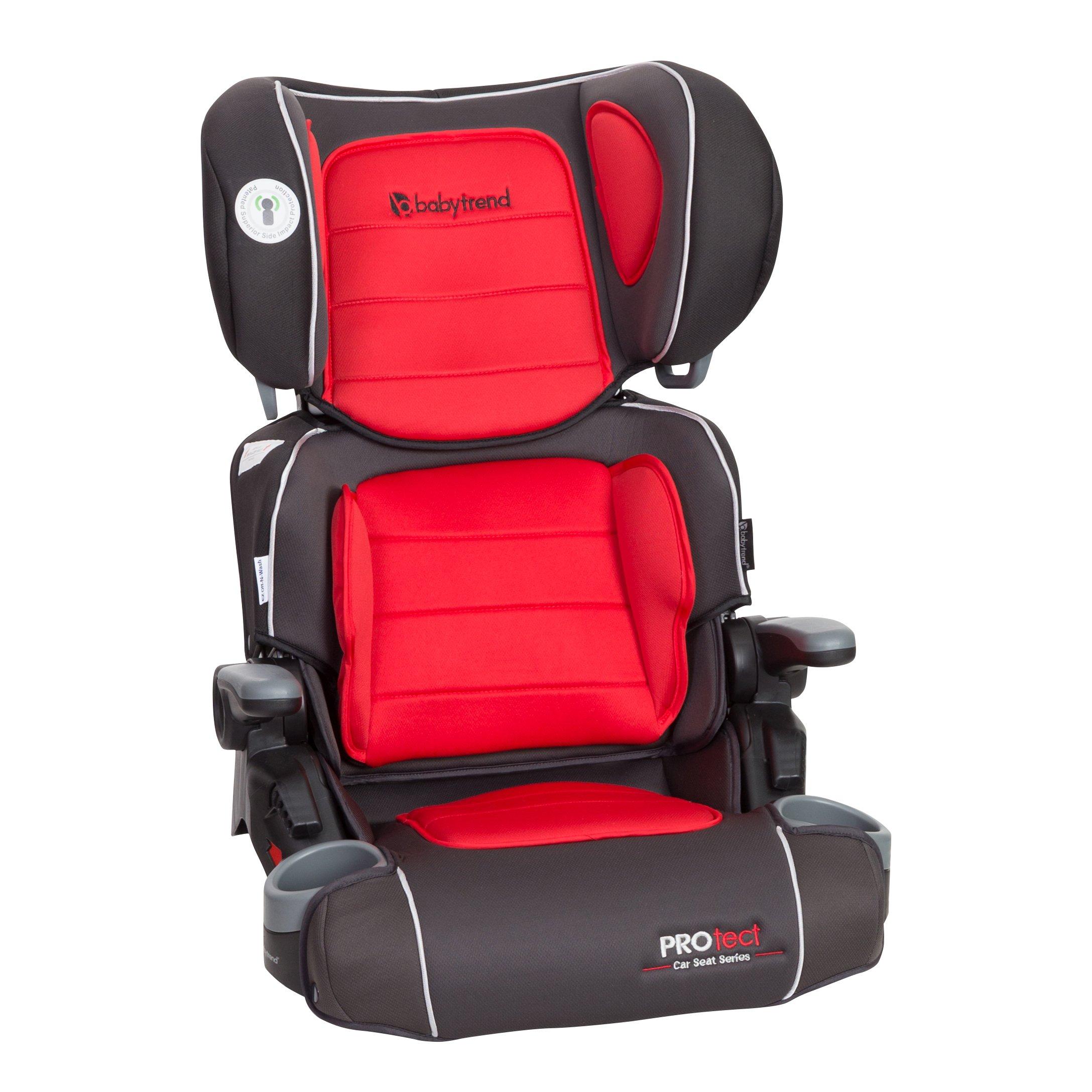 Amazon.com : Baby Trend Yumi Folding Booster Car Seat, Moto : Baby