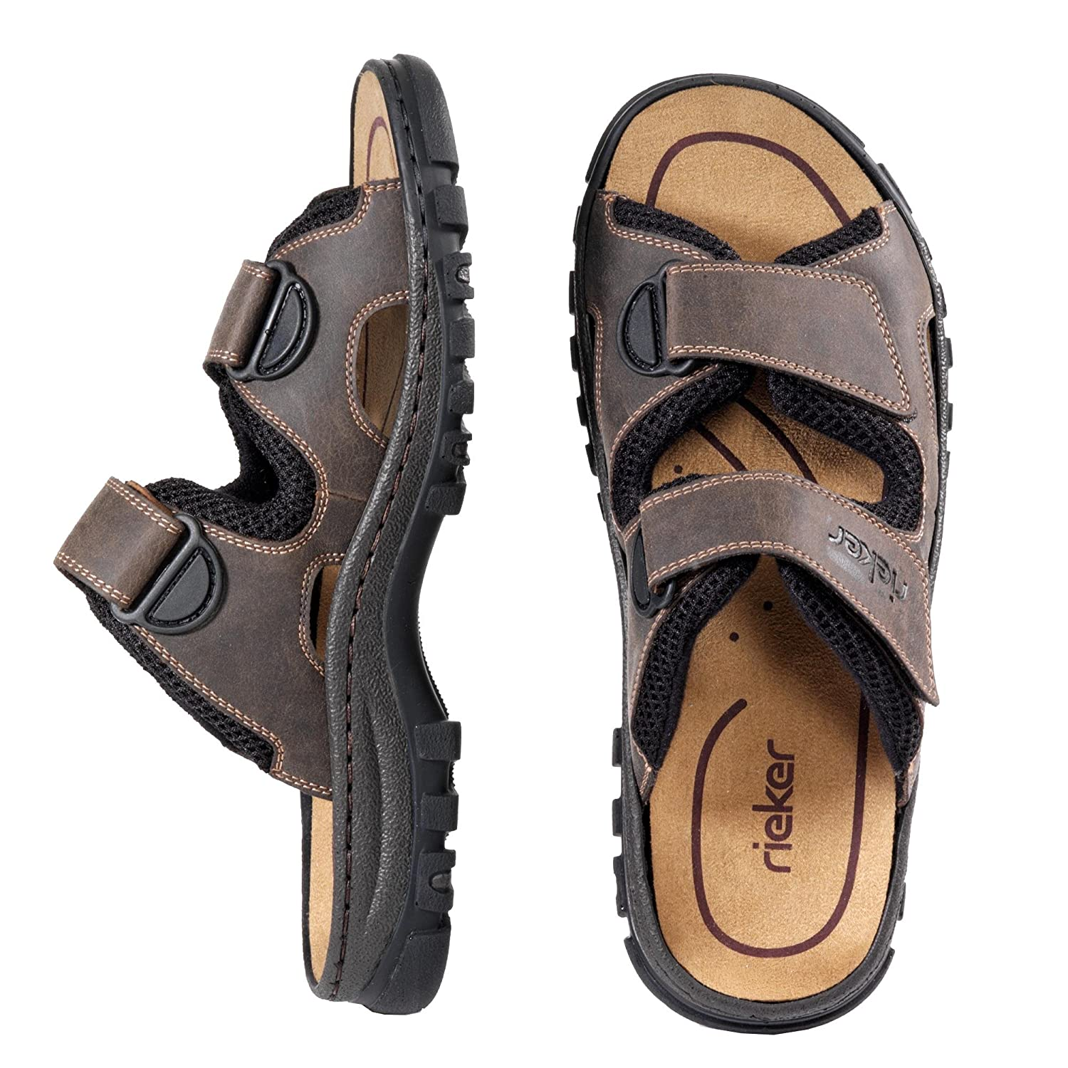 caef4c5022989 Rieker 25092-26 Clogs And Mules Mens: Amazon.co.uk: Shoes & Bags
