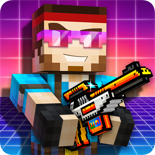 Pixel Gun 3D (Pocket Edition) - multiplayer shooter with skin creator (The Best Pocket Pistol)