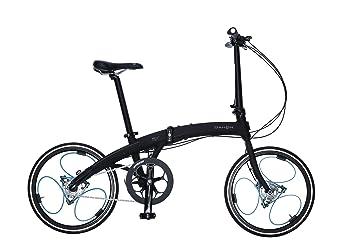 Bicicleta plegable DAHON con loopwheels MU original ajustado golpes loopwheels con Hub de 3 velocidades marchas