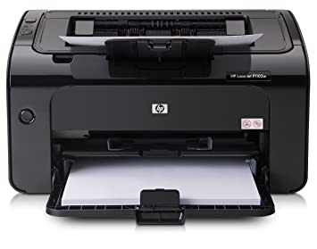 Amazon.com: HP LaserJet Pro P1102w Wireless Laser Printer (CE658A ...