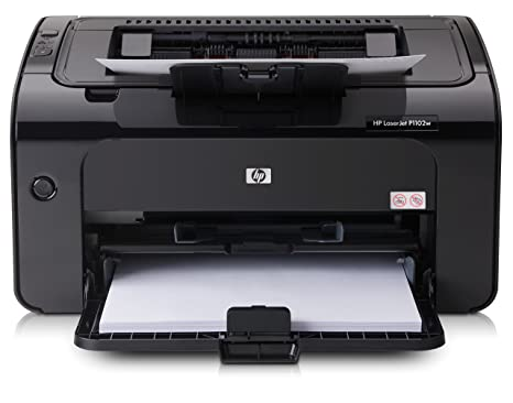 HP Impresora HP LaserJet Pro P1102w - Impresora láser (Laser ...