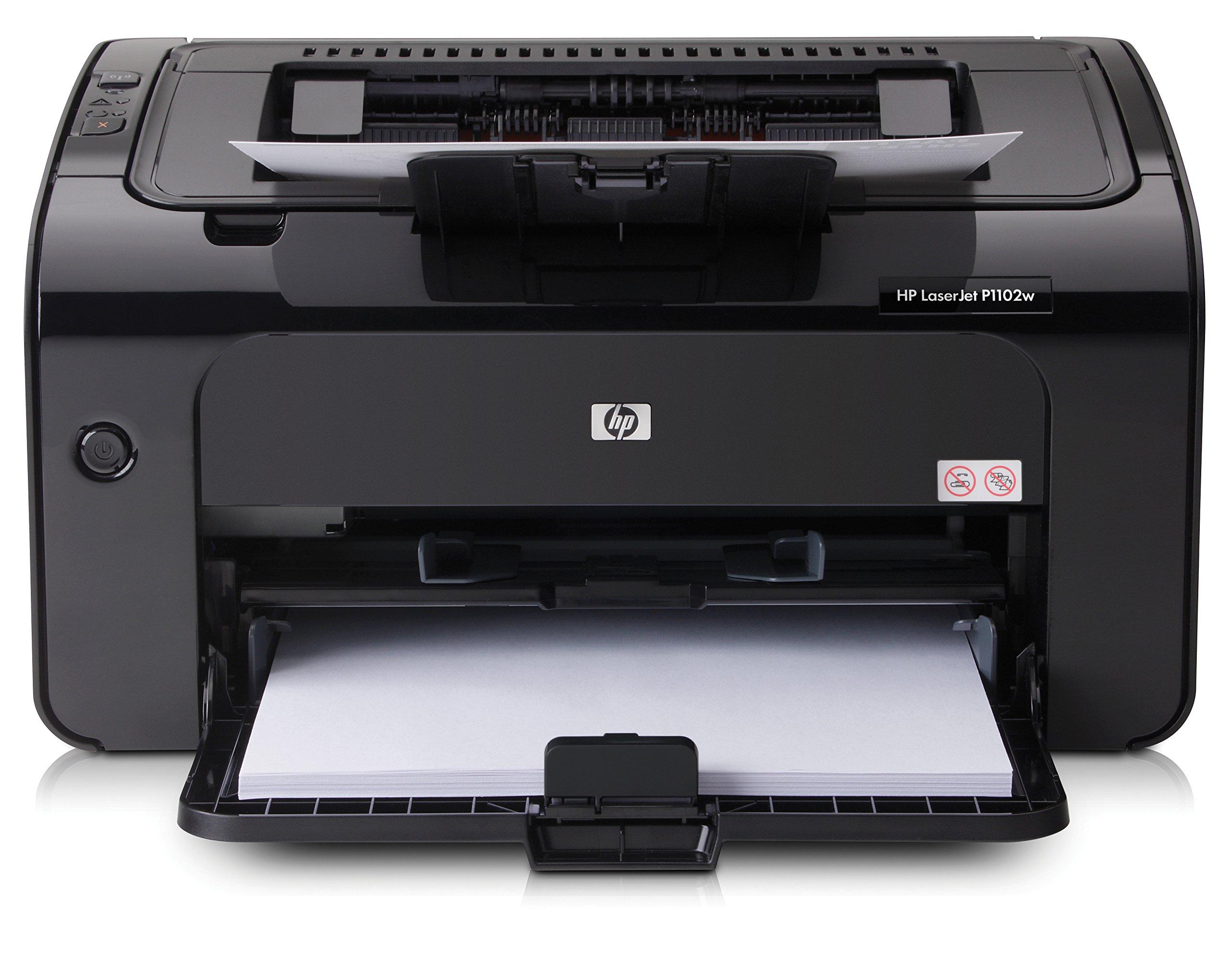 HP LaserJet Pro P1102w Wireless Laser Printer (CE658A) by HP