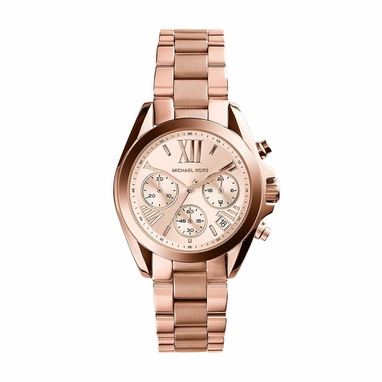 0cba3660445b6 Michael Kors Bradshaw Women's Chronograph Wrist Watch-36MM