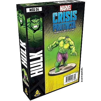 Marvel Crisis Protocol: Hulk: Toys & Games