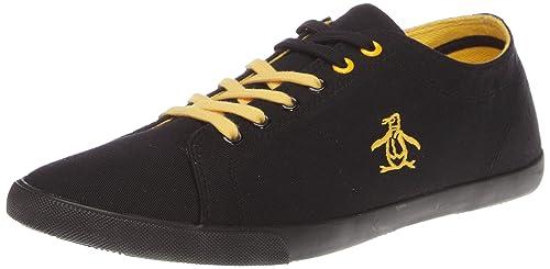 Original Penguin - Zapatillas de tela para hombre: Amazon.es: Zapatos y complementos