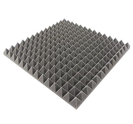 Akustikpur - mvss302 5 m²=20 unidades aprox. 50 cm x 50 cm x 5 cm ...
