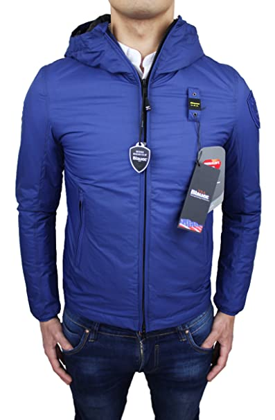 Chaleco Hombre Blauer Art 155BLUC02095 Chaqueta Chaqueta Jacket nuevo azul claro azul claro M: Amazon.es: Ropa y accesorios
