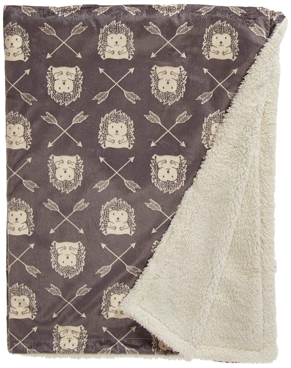 Hudson Baby Double Layer Blanket Aztec