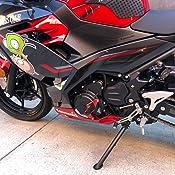 Amazon.com: Protector de motor para Kawasaki Ninja 400 2017 ...
