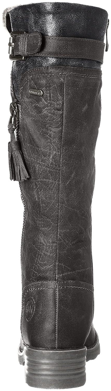MARCO TOZZI Damen Schwarz 2-26689-29_096 Stiefel, Schwarz Damen (schwarz Ant.comb) 0f4feb