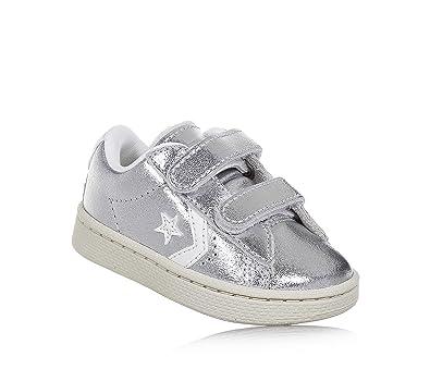 2converse bambina scarpe