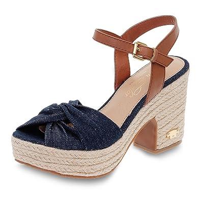 Damen Tailor Sandalette Tom Modische Lederimitat 2790602 Aus P0OnX8wk
