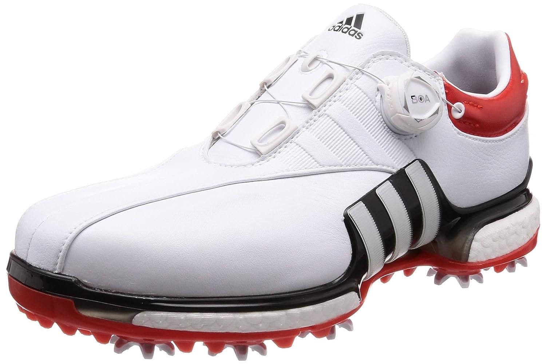 [アディダスゴルフ] ゴルフシューズ ツアー360 EQT ボア B07BK2ZJ6Q 29.0 cm ホワイト/コアブラック/ハイレスレッド