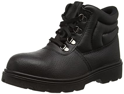 Toesavers 2415, Botas de Seguridad Unisex para Adultos SRC, Negro (Negro),