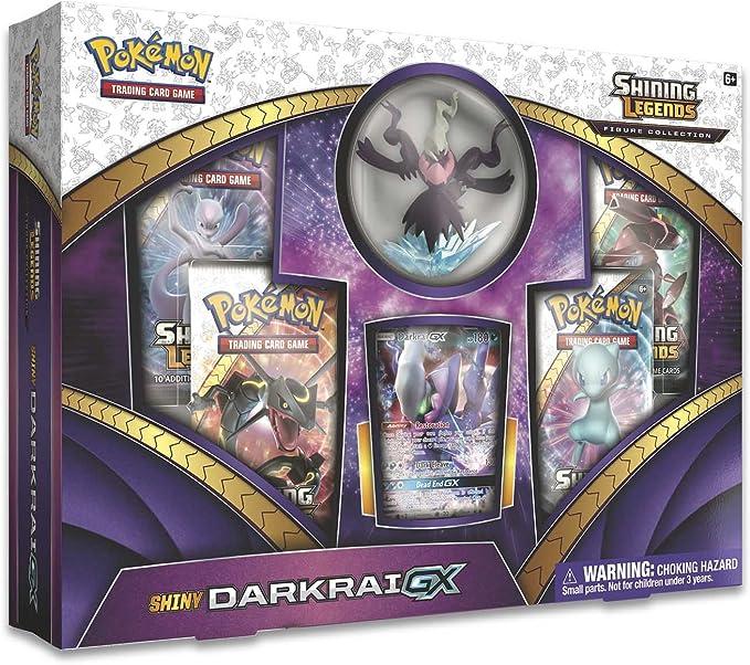 Pokémon Coffret zoroark GX special Collection légendes Brillantes neuf français