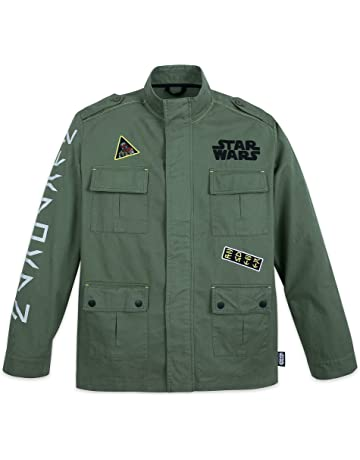 818b367232e15b Star Wars Boba Fett Military Jacket for Adults - Multi