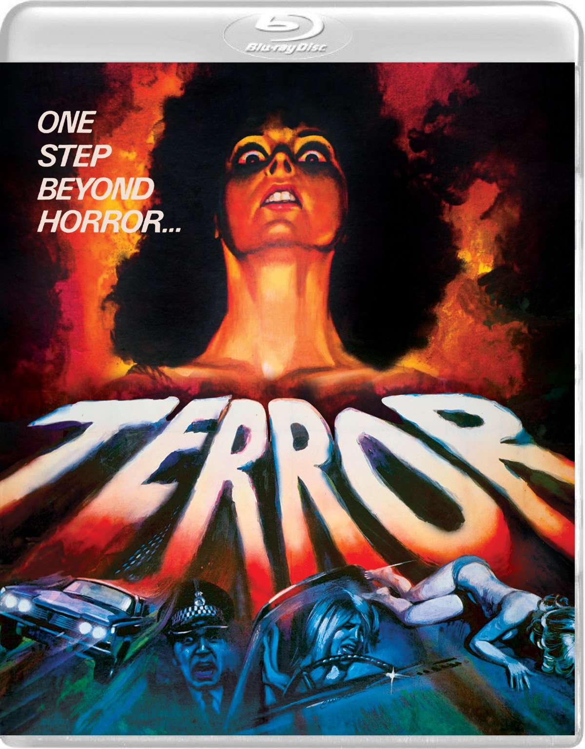 Blu-ray : Terror (With DVD, 2 Pack, Widescreen, 2PC)