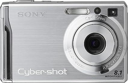 amazon com sony cybershot dscw90 8mp digital camera with 3x rh amazon com Sony Cyber-shot Battery Sony Cyber-shot Battery