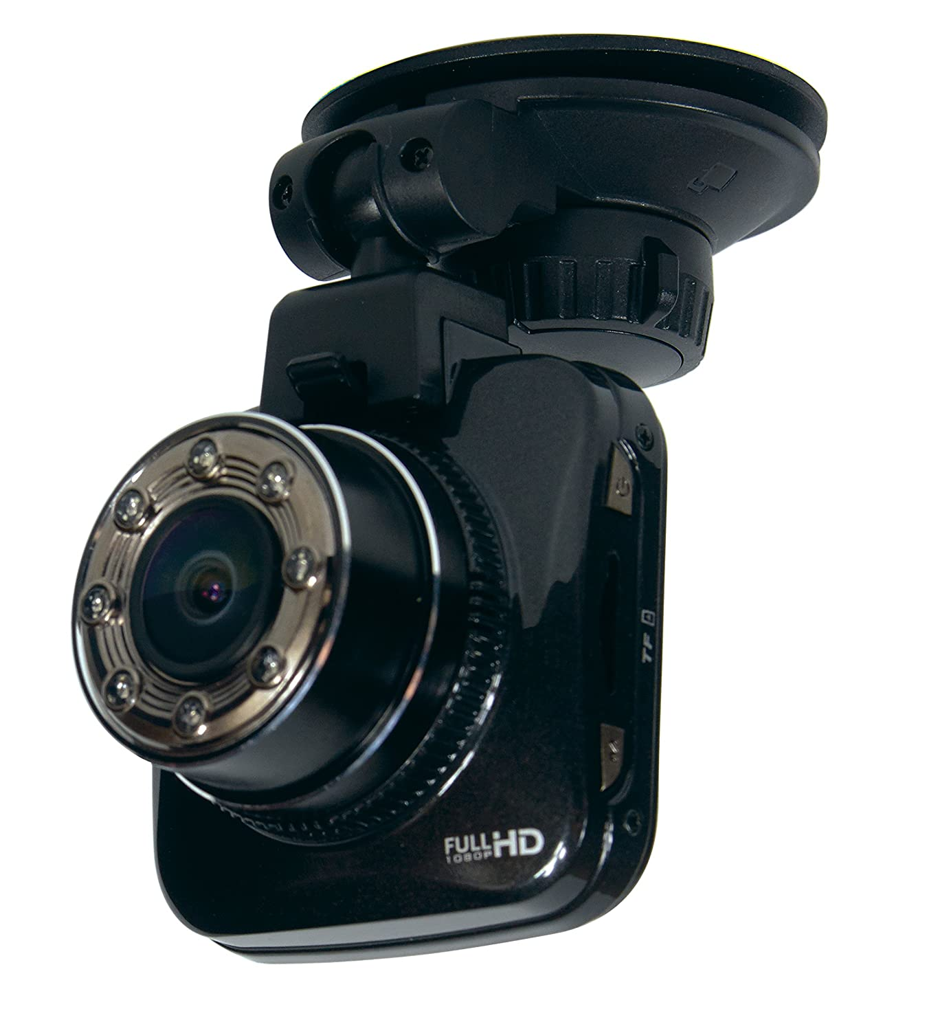 Uniden Cam500 HD Automotive Video Recorder (Black) (Discontinued by Manufacturer)