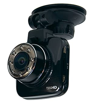 "Uniden CAM500 Uniden dashcam 2"" screeen G-sensor w/collision mode. w"