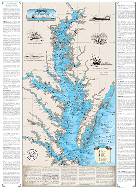 Map of Chesapeake Bay Shipwreck Chart - Explore sunken ships from Harve Shipwreck Map on prehistoric maps, 17th century maps, groundwater maps, high quality maps, geoportal maps, pyramids ancient egypt maps, stone maps, shipping maps, pathfinder rpg maps, role playing maps, social studies maps, treasure maps, disease maps, ham radio maps, teaching maps, fictional maps, fill in the blank maps, unusual maps, minecraft mine maps,