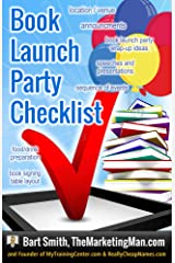Book Launch Party Checklist Kindle Edition