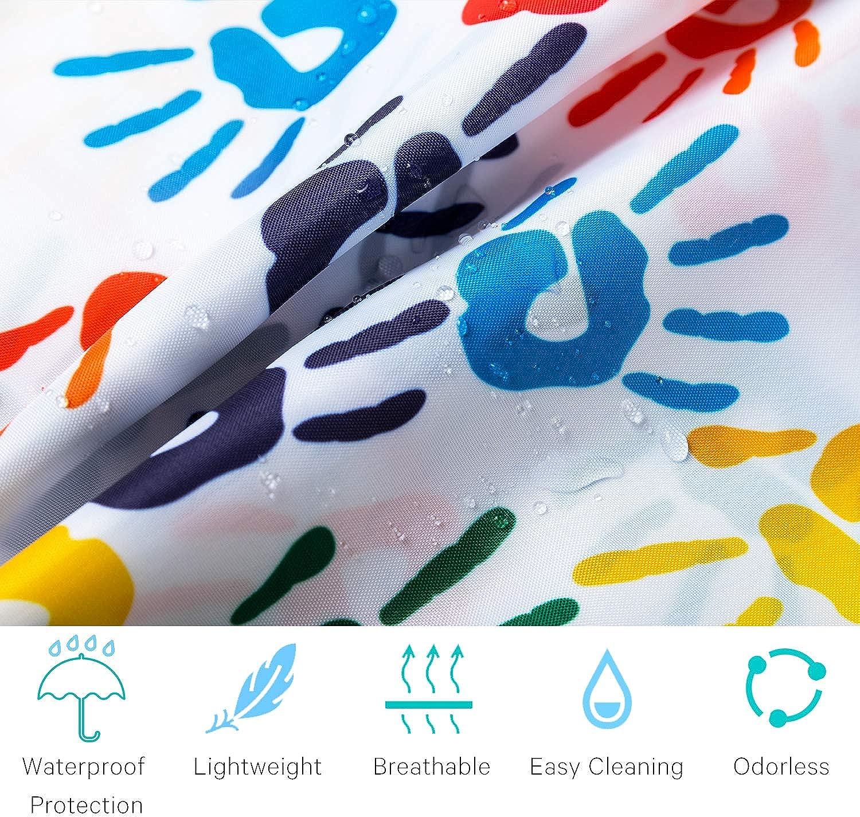 2 Pack Kids Art Smock Waterproof Artist Painting Aprons Sleeveless Art Smocks