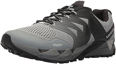 73ae369c92a Merrell Men's Agility Peak Flex 2 E-MESH Tennis Shoe Monument 07.0 ...