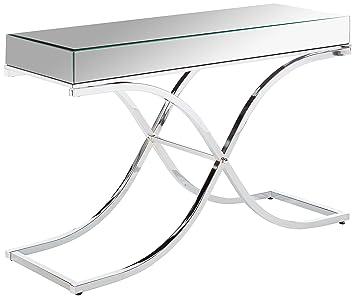 Chrome 247SHOPATHOME IDF-4727E end-Tables