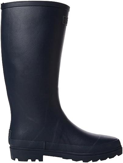 Regatta Mumford Welly - Bottes de Pluie Homme - Noir (Black 800) - 43 EU