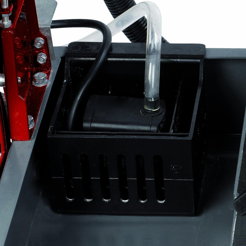 Einhell Coupe-carrelage radial TE-TC 620 U 900 W, Hauteur de travail : 700 mm, longueur de coupe 620 mm, Grand bac de r/écup/ération deau, Protection du disque