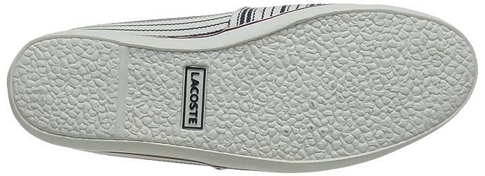 11f3e6b0f0 Amazon.com | Lacoste Men's Aimard 6 Flat | Loafers & Slip-Ons