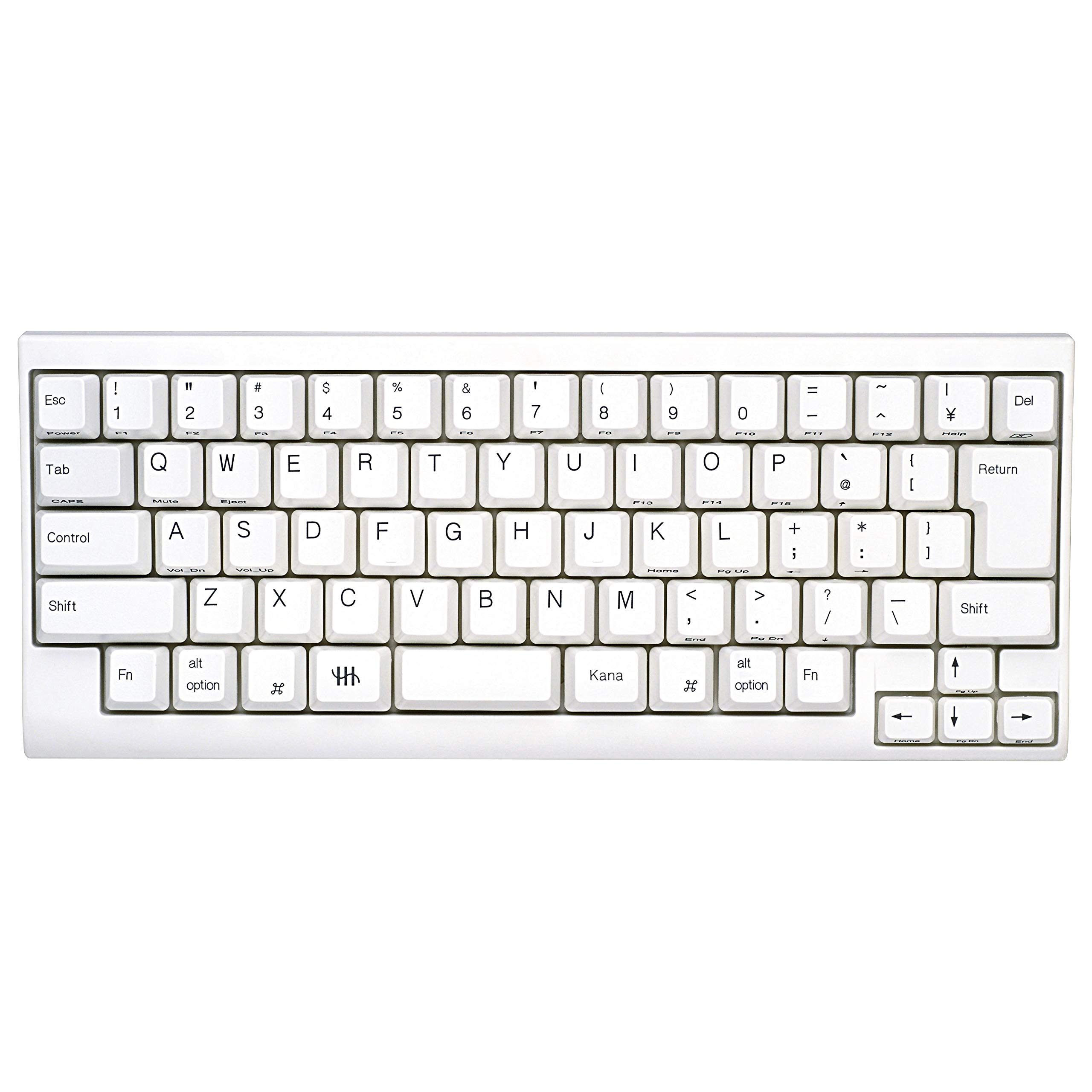 HHKB lite2 for Mac