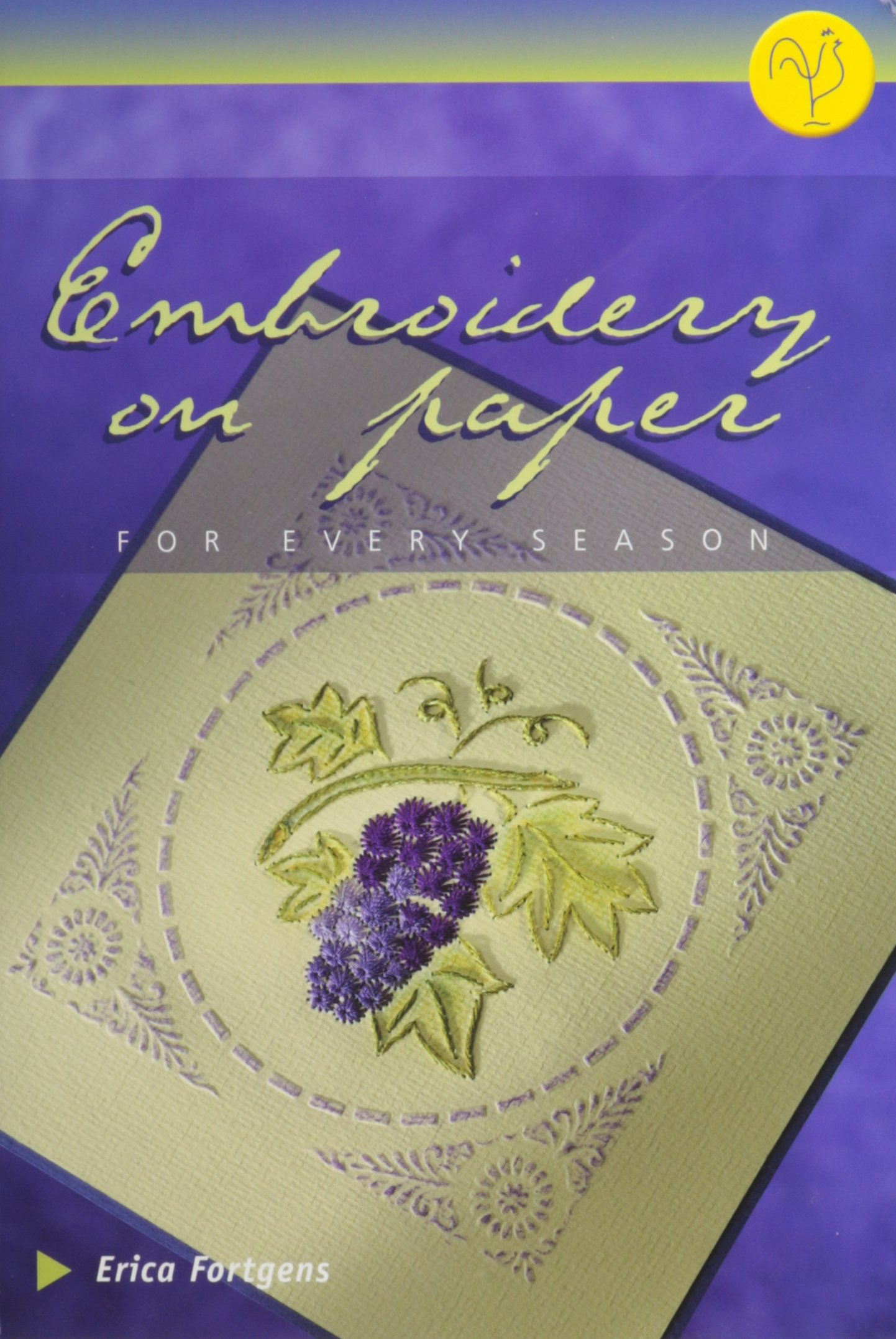Read Online Embroidery on Paper for Every Season ebook